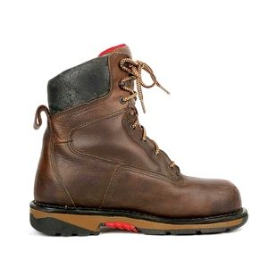 Rocky Shoes - ROCKY Leather Lace Up Midcalf Work Boots